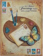 Butterfly-palette