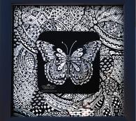 Debbie-Cole-Zentangle-Butterfly